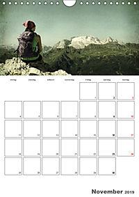 Zeitlos - Menschen am Berg (Wandkalender 2019 DIN A4 hoch) - Produktdetailbild 11