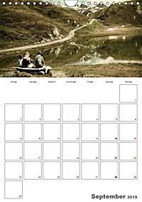 Zeitlos - Menschen am Berg (Wandkalender 2019 DIN A4 hoch) - Produktdetailbild 9