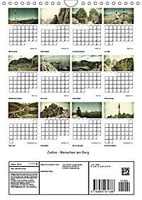 Zeitlos - Menschen am Berg (Wandkalender 2019 DIN A4 hoch) - Produktdetailbild 13