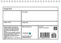 Zeitloses Rom (Tischkalender 2019 DIN A5 quer) - Produktdetailbild 13