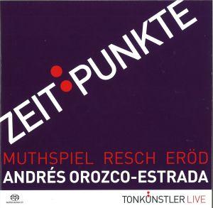Zeitpunkte-Tonkünstler Live, Andres Orozco-Estrada