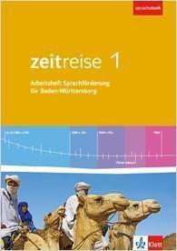 Zeitreise, Differenzierende Ausgabe Baden-Württemberg: Bd.1 Lösungen zum Arbeitsheft Sprachförderung Klasse 5/6