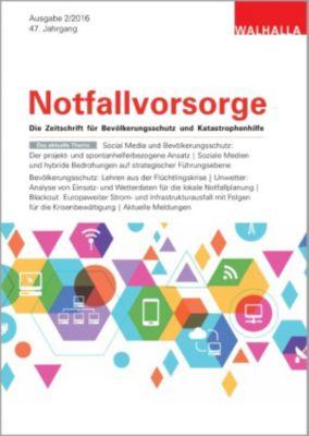 Zeitschrift Notfallvorsorge Heft 02/2016