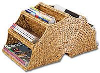 Zeitschriftenständer (Ausführung: Natur) - Produktdetailbild 1
