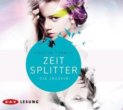 Zeitsplitter - Die Jägerin, 5 Audio-CDs, Cristin Terrill