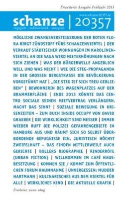 Zeitung für Hamburg: Schanze 20357, Tina Fritsche