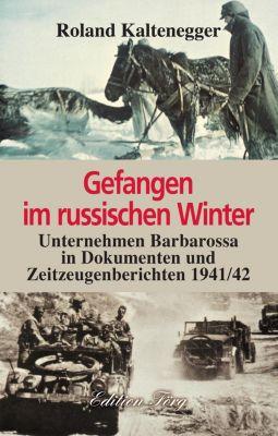 Zeitzeugen: Gefangen im russischen Winter -  Unternehmen Barbarossa in Dokumenten und Zeitzeugenberichten 1941/42, Roland Kaltenegger