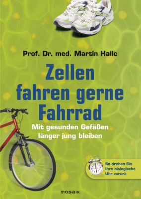 Zellen fahren gerne Fahrrad, Martin Halle