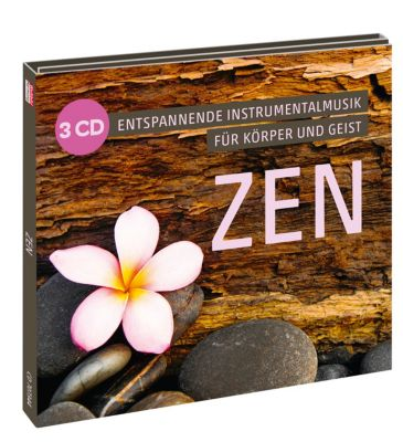 Zen - Entspannende Instrumentalmusik für Körper und Geist