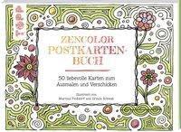 Zencolor-Botschaftenbuch, Martina Floßdorf, Ursula Schwab
