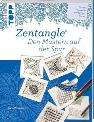 Zentangle®. Den Mustern auf der Spur, Maria Vennekens