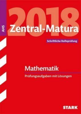 Zentral-Matura 2018 Österreich - Mathematik