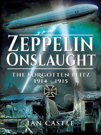Zeppelin Onslaught, Ian Castle