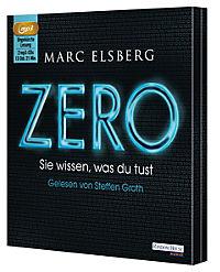 ZERO - Sie wissen, was du tust, 2 MP3-CDs - Produktdetailbild 1