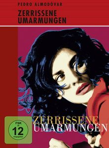 Zerrissene Umarmungen, DVD, Pedro Almodóvar