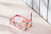 Zettelbox mit Stift - Produktdetailbild 1