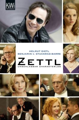 Zettl, Helmut Dietl, Benjamin von Stuckrad-Barre