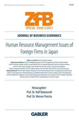 the international human resource management of japan Review human resources management degrees & graduate programs in japan on gradschoolscom the top site for accredited colleges.