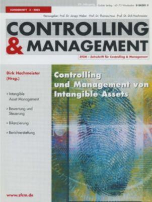 ZfCM-Sonderheft: Controlling und Management von Intangible Assets