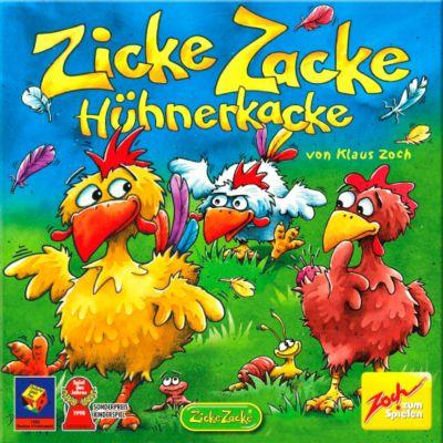 Zicke Zacke Hühnerkacke, Klaus Zoch