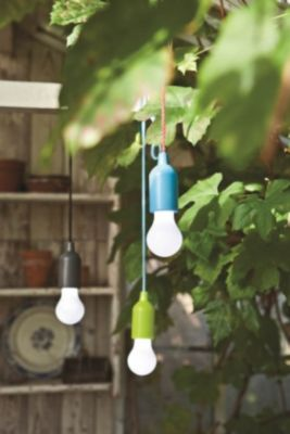 Ziehlampe lime