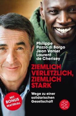 Ziemlich verletzlich, ziemlich stark, Philippe Pozzo di Borgo, Jean Vanier, Laurent de Cherisey