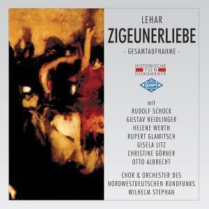 Zigeunerliebe, Chor & Orch.D.Nordwestdeutschen Rundfunks