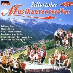 Zillertaler Musikantentreffen - Folge 4, Various