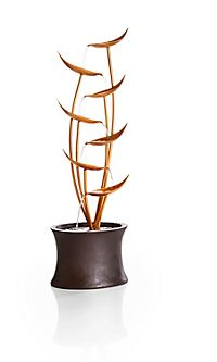 zimmerbrunnen candela mit leds jetzt bei bestellen. Black Bedroom Furniture Sets. Home Design Ideas