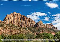 Zion Nationalpark (Wandkalender 2019 DIN A2 quer) - Produktdetailbild 2