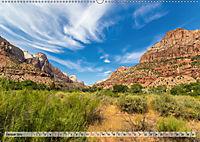 Zion Nationalpark (Wandkalender 2019 DIN A2 quer) - Produktdetailbild 1