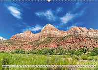 Zion Nationalpark (Wandkalender 2019 DIN A2 quer) - Produktdetailbild 4