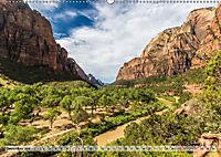 Zion Nationalpark (Wandkalender 2019 DIN A2 quer) - Produktdetailbild 12