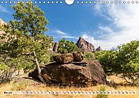 Zion Nationalpark (Wandkalender 2019 DIN A4 quer) - Produktdetailbild 5