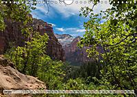Zion Nationalpark (Wandkalender 2019 DIN A4 quer) - Produktdetailbild 7