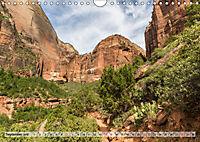 Zion Nationalpark (Wandkalender 2019 DIN A4 quer) - Produktdetailbild 9