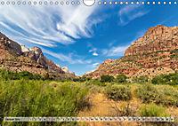 Zion Nationalpark (Wandkalender 2019 DIN A4 quer) - Produktdetailbild 1