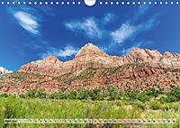 Zion Nationalpark (Wandkalender 2019 DIN A4 quer) - Produktdetailbild 4