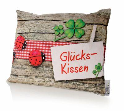 Zirbenkissen Glücks-Kissen