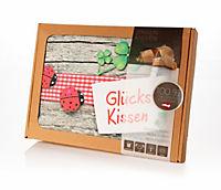 """Zirbenkissen """"Glücks-Kissen"""" - Produktdetailbild 1"""