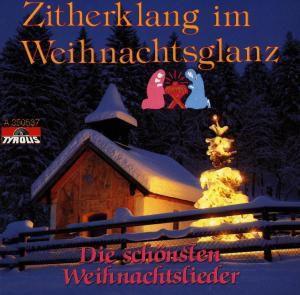 Zitherklang im Weihnachtsglanz, Diverse Interpreten
