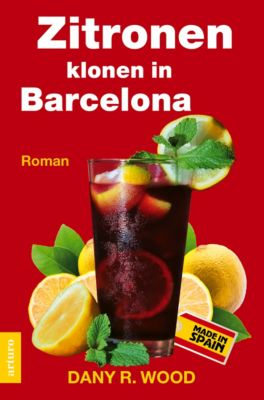 Zitronen klonen in Barcelona., Dany R. Wood