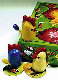 """Zoch """"Zicke Zacke Hühnerkacke"""", Kinderspiel - Produktdetailbild 5"""