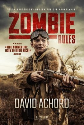 Zombie Rules - David Achord |