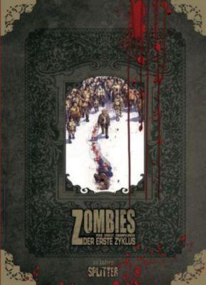 Zombies - Der erste Zyklus, Olivier Peru, Sophian Cholet, Simon Champelovier