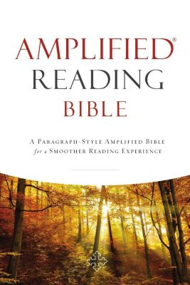 Zondervan: Amplified Reading Bible, eBook, Zondervan