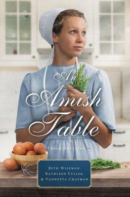 Zondervan: An Amish Table, Zondervan