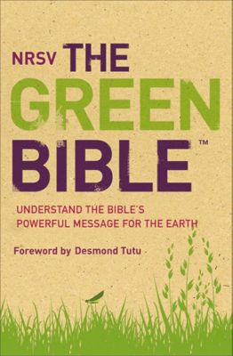 Zondervan: NRSV, Green Bible, eBook, Zondervan