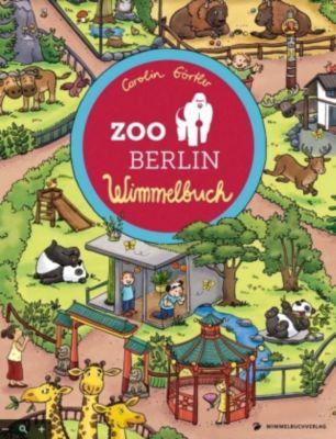 Zoo Berlin, Wimmelbuch
