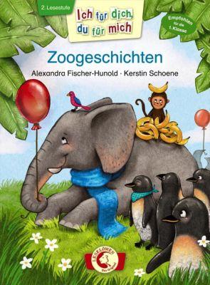 Zoogeschichten, Alexandra Fischer-Hunold